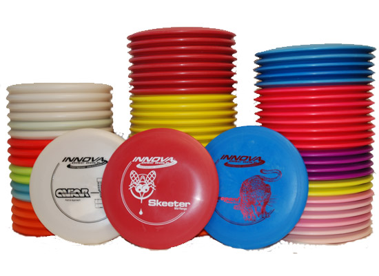 Bulk Disc Golf Sets From Whole
