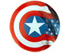 Justice Fuzion - Captain America Windy Flag