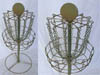 Mini Disc Golf Basket or Disc Golf Trophy