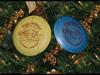 Disc Nation Mini (Zing 47g) - 2010 Ornament