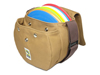 NutSac 2 Disc Golf Bag