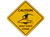 Caution Sticker