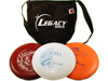 Legacy Discs 3-Disc Starter Pack