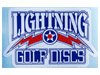 Lightning 3-inch Logo Sticker