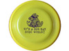 Fast Back Dog Disc - Its a Dog Eat Disc World